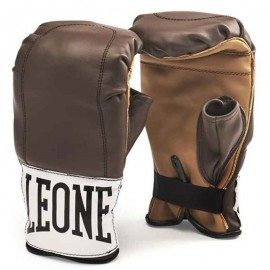 Leone 1947 Leather bag gloves MEXICO