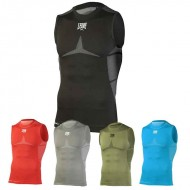Leone 1947 SEAMLESS SLEEVELESS images, photos, pictures on Tee-Shirt de Compression ABX01