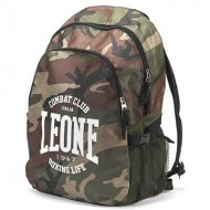 "Leone 1947 Backpack \""Zaino\\"" Camouflage images, photos, pictures on Sport bag AC930"
