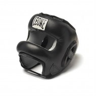 "Photo de Casque de boxe Leone 1947 \""PROTECTION\\"" pour Casque de boxe CS425"