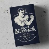 """Photo de Savon \\""""Œil Au Beurre Noir\\"""" Clean Hugs pour Hygiène et Soins SAVON OEIL"""