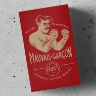 "Soap \""Mauvais Garçon\\"" Clean Hugs images, photos, pictures on Hygiene & Care SAVON MAUVAIS"