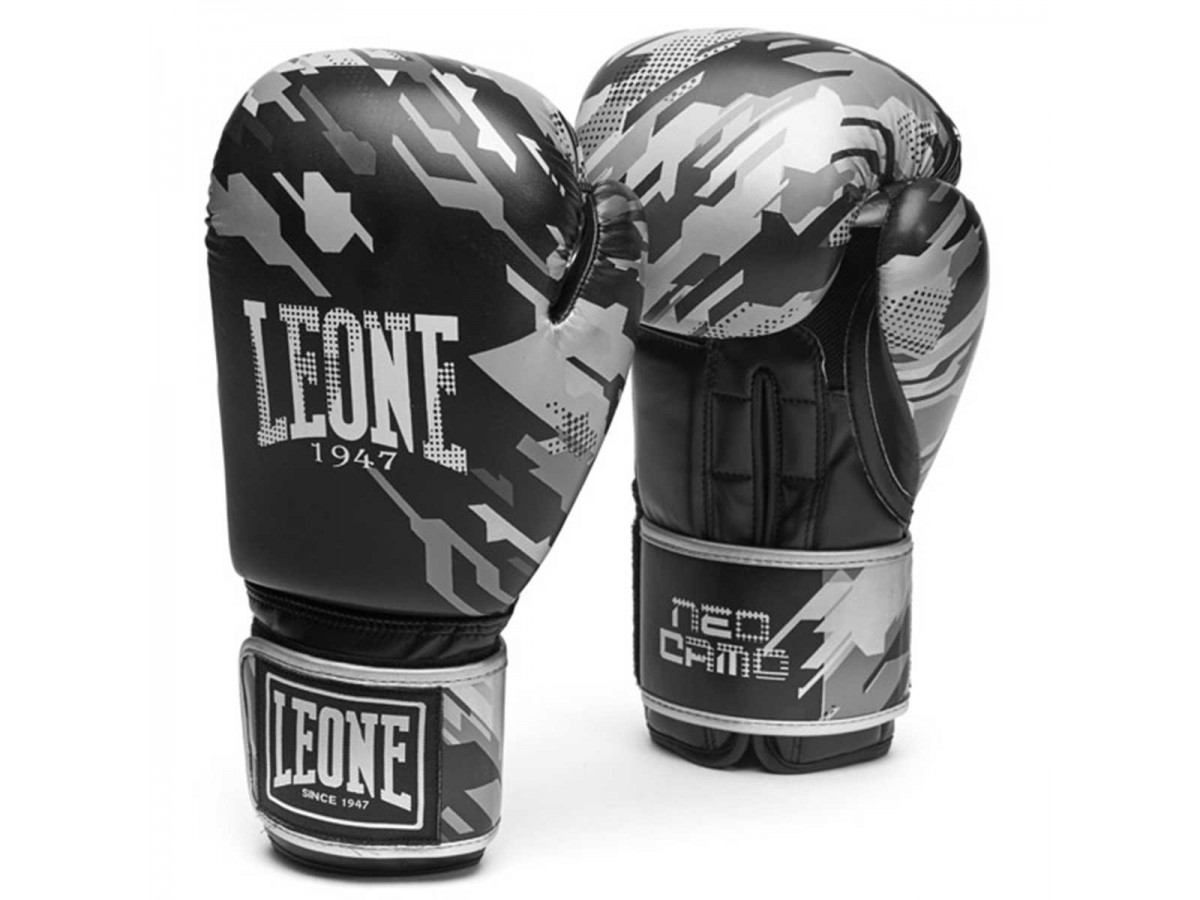 Lion 1947 Boxing Gloves Neocamo Boxing Gloves Unisex Adult