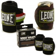 Wrist Wraps Leone 1947 black images, photos, pictures on Handwraps AB706