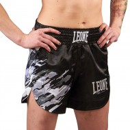 Woman Kick-Thai boxing Shorts NEO CAMO W Leone 1947 images, photos, pictures on Thaï short AB803