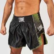 Kick-Thai boxing Shorts BLITZ Leone 1947 images, photos, pictures on Thaï short AB902