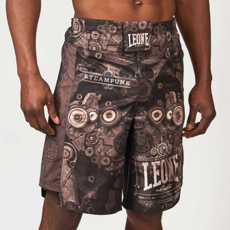 Leone 1947 MMA Short Steampunk images, photos, pictures on MMA & Val Tudo Shorts AB914