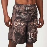 Photo de Short MMA Leone 1947 Steampunk pour Short MMA AB914