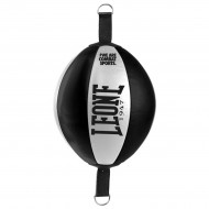 Leone 1947 double hand ball black & white leather