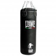"Leone 1947 Heavy bag \""BASIC\\"" 55kg Black images, photos, pictures on Bpxing Heavy Bags AT840"