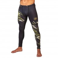 Photo de Pantalon compression NEO CAMO Leone 1947 pour Compression/legging ABX56