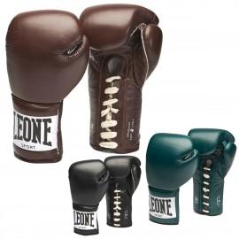 Leone 1947 Jubiläums-Boxhandschuh mit Schnürsenkeln