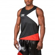 Leone 1947 Boxing Singlet FIGHTER LIFE images, photos, pictures on Tee-Shirt Boxe Anglaise AB210