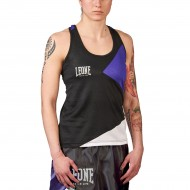 Leone 1947 Women Boxing Singlet FIGHTER LIFE W