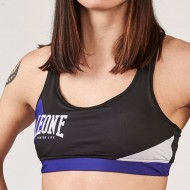 Leone 1947 Women Sport Bra FIGHTER LIFE W