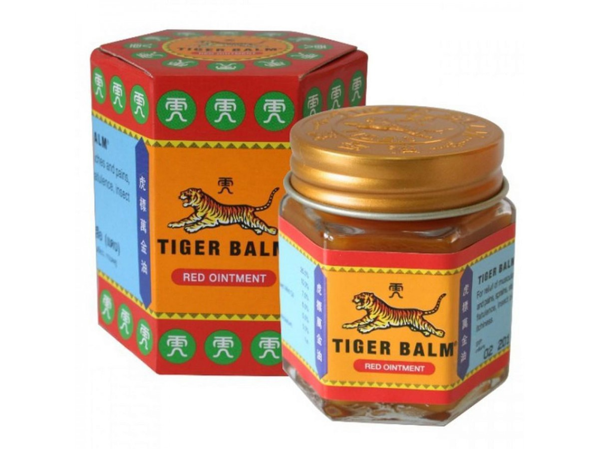 View Our Tiger Balm White Bau 12 At Barbarians Fight Wear
