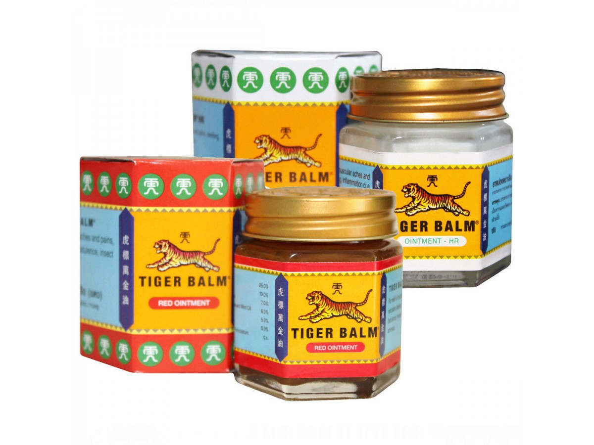 Agony Geoff The Tiger Balm Incident Youtube