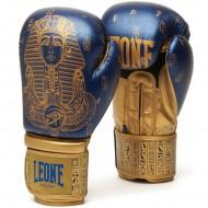 """Photo de Gant de boxe Leone 1947 \\""""Ramses\\"""" Bleu pour Gant de Boxe GN306"""