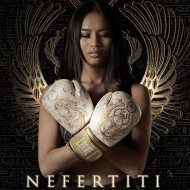 "Boxing gloves Leone 1947 \""NEFERTITI\\"" images, photos, pictures on Boxing Gloves GN308"