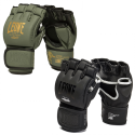 Leone 1947 Gloves Mma BLACK & MILITARY EDITION