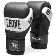 """Photo de Gant de boxe Leone 1947 \\""""Shock\\"""" PRO pour Gant de Boxe GN108"""