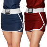 Women Boxing Skirt   Shorts Leone 1947 MATCH images, photos, pictures on Boxing short AB284