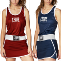 Women Boxing Singlet Leone 1947 MATCH