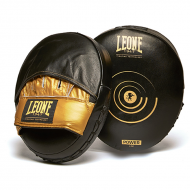 "PUNCH MITTS Leone 1947 \""POWER LINE\\"" images, photos, pictures on Kicking Shields [ Thai & Kick Pads 
