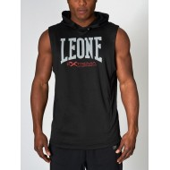 EXTREMA 3 HOODED SLEEVELESS Leone 1947 images, photos, pictures on Sweatshirt & Hoodies ABX40