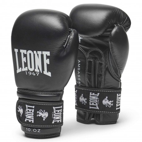 "Boxing gloves Leone 1947 \""Ambassador\\"" images, photos, pictures on Boxing Gloves GN207"