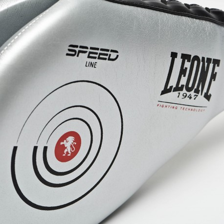 """KIck Pad Target Leone 1947 \\""""Speed Line\\"""" images, photos, pictures on Kicking Shields [ Thai & Kick Pads 