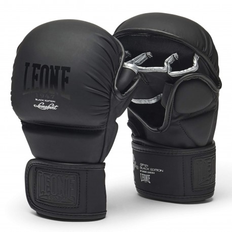 Leone 1947 MMA Gloves BLACK EDITION images, photos, pictures on New collection 2020-2021 GP121