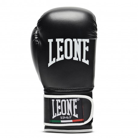 """Leone 1947 Boxing gloves \\""""Flash\\"""" black images, photos, pictures on Boxing Gloves GN083"""