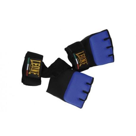 Photo de Sous gants de Boxe Leone 1947 Bleu pour Sous-gants AB711