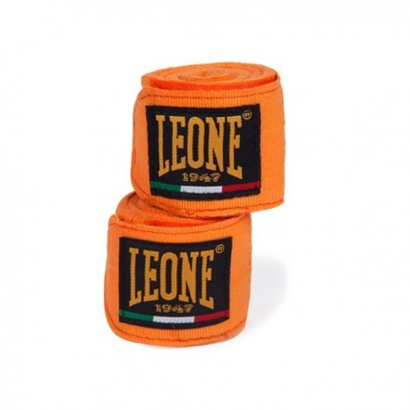 Leone 1947 Boxing Handwraps orange images, photos, pictures on Handwraps AB705