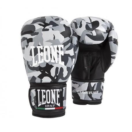 Retrouvez nos Gant de boxe Leone 1947 Camouflage gris