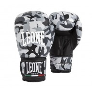 Leone 1947 Boxing gloves Camouflage grey images, photos, pictures on Boxing Gloves GN060
