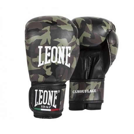 Photo de Gant de boxe Leone 1947 camouflage kaki pour Ancienne Collection GN060