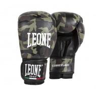 Photo de Gant de boxe Leone 1947 camouflage kaki pour Gant de Boxe GN060