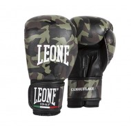 Leone 1947 Boxing gloves Camouflage kaki images, photos, pictures on Boxing Gloves GN060