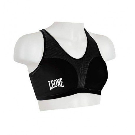 Leone 1947 Woman chest guard Black images, photos, pictures on Woman Boxing chest guard PR325