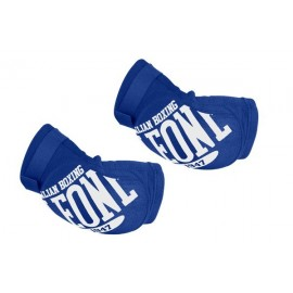Leone 1947 Elbow protection Blue cotton