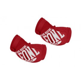 Elbow protection Leone 1947 red cotton