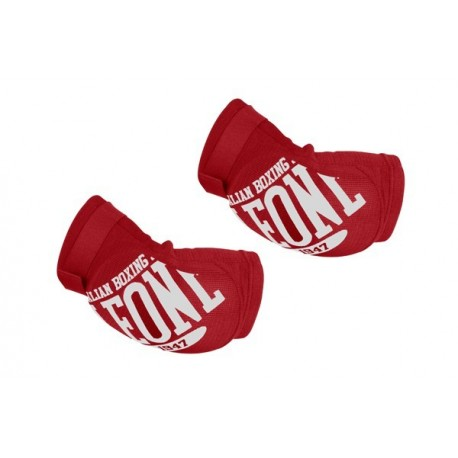 Elbow protection Leone 1947 red cotton images, photos, pictures on Elbow protection | Forearm guard PR327Rouge