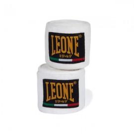 Bandes de boxe Leone 1947 blanc