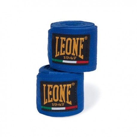 Leone 1947 Boxing Handwraps Blue images, photos, pictures on Handwraps AB705Bleu
