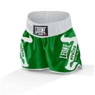 Leone 1947 boxing Short Thaï/Kick Green