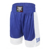 Leone 1947 Boxing Shorts blue polyester images, photos, pictures on Boxing short AB738