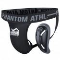 Schale Schutz schwarz Phantom MMA Kampfsport
