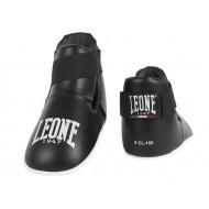 """Photo de Protège-pieds Leone 1947 \\""""Premium\\"""" noir pour protege pied full contact CL156"""